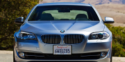 Фото BMW 5-series Activehybrid 5 F10 USA 2012