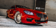Фото BMW 6-series 650i Gran Coupe d2forged CV15 2013