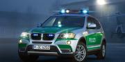 Фото BMW X3 Police Car 2012