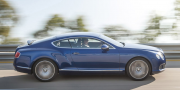 Фото Bentley Continental GT Speed 2012