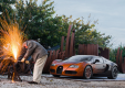 Фото Bugatti Veyron Grand Sport Venet 2012
