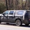 Шпионы на дороге поймали новый Cadillac Escalade 2014