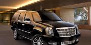 Фото Cadillac Escalade Platinum Hybrid 2009