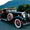 Фото Cadillac v16 452 Roadster by fleetwood 1930-31