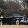 Фото Cadillac v16 Presidential Convertible Limousine- 1938