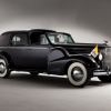 Фото Cadillac v16 series 90 Ceremonial Town Car by Fleetwood 1938