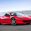 Фото Ferrari 458 Spider 2012