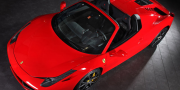 Фото Ferrari 458 Spider by Capristo 2013
