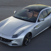 Фото Ferrari FF Panoramic 2012