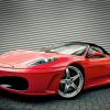 Фото Ferrari f430 Spyder Graf Weckerle