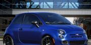 Фото Fiat 500 Mopar Underground Carbon Concept 2011