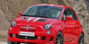 Фото Fiat 500 Pogea Racing 2010