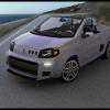 Фото Fiat Uno Cabrio Concept 2010