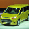 Линейка Ford Transit 2014 прибывает на NAIAS