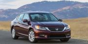 Фото Honda Accord EX L V6 Sedan 2013