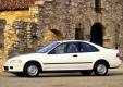 Фото Honda Civic coupe USA 1993-95