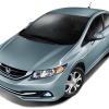 Фото Honda Civic hybrid 2013