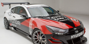 Фото Hyundai Genesis Coupe R-spec Track Edition Ark Performance 2012