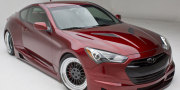 Фото Hyundai Genesis Turbo Concept Fuelculture 2012