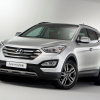 Фото Hyundai Santa fe UK 2012