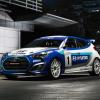 Фото Hyundai Veloster Race Concept 2012