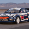 Фото Hyundai Veloster Red Bull Rally Car 2011