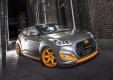 Фото Hyundai Veloster Street Concept 2012