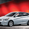 Фото Hyundai accent Wit 2011