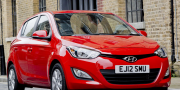 Фото Hyundai i20 UK 2012