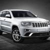 Jeep Grand Cherokee 2014 дебютирует на автомобильной выставке в Женеве