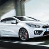 Kia представила модели Spicier Pro_Cee'd GT и Cee'd GT с 1.6-литровым турбо-двигателем