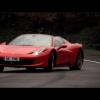 Крис Харрис Drive Ferrari 458 Spider изо всех сил на треке