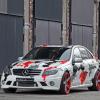Тюннинг-ателье Mcchip выводит седан Mercedes-Benz C63 AMG на 650 лошадей