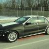 Обновленный Mercedes C-Class 2014 замечен в камуфляже