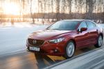 Ждите ответа.  Первый тест-драйв нового седана Mazda6