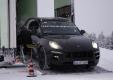 Новый Porsche Macan был запечатлен объективами фотокамер во время выгрузки из автотранспортера