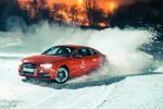 Школа Audi quattro открыла новый сезон в Яхроме