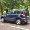 Автопроизводитель Skoda объявил о старте продаж новой Yeti в России