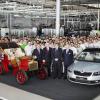 Skoda собрала свой 15-миллионный автомобиль