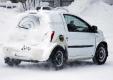 Засветился гибрид Smart ForTwo 2014