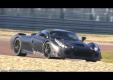 Тестирование Ferrari F150 в маскирующих навесах