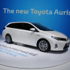 Подробности о Toyota Auris Touring Sports 2013