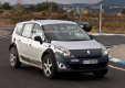 Первые испытания нового гибридного компактного внедорожника Renault Renaul