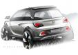 Новый Opel Adam Rocks — концепт кроссовера с раздвижной крышей