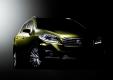 Новый кроссовер Suzuki в C-сегменте