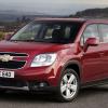 Стартовая цена дизельной версии Chevrolet Orlando стартует с 1 млн. рублей