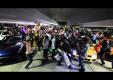 Chevrolet SS NASCAR команды и Red Bull Racing танцуют Harlem Шейк