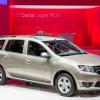 Новый Dacia Logan MCV избавляется от трех рядов сидений и становится на поток