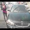 Две разные аварии с одной машиной