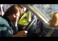 Говорящий хомяк троллит полицейского